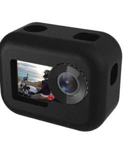 PULUZ PU405 High Density Foam Windshield Protective Shell Case for DJI OSMO Action Sports Camera