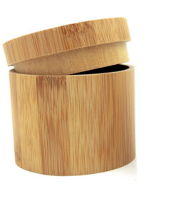 Retro Style Portable Bamboo Wooden Watch Box Jewellery Collection Storage Box
