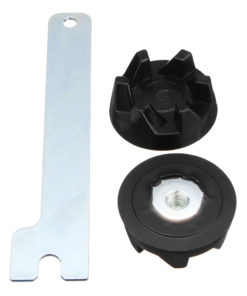2pcs Blender Rubber Coupler Gear Clutch with Removal Tool for KitchenAid 9704230