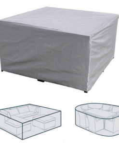 Large Capacity Waterproof Furniture Table Sofa Chair Cover Garden Outdoor Patio Protector