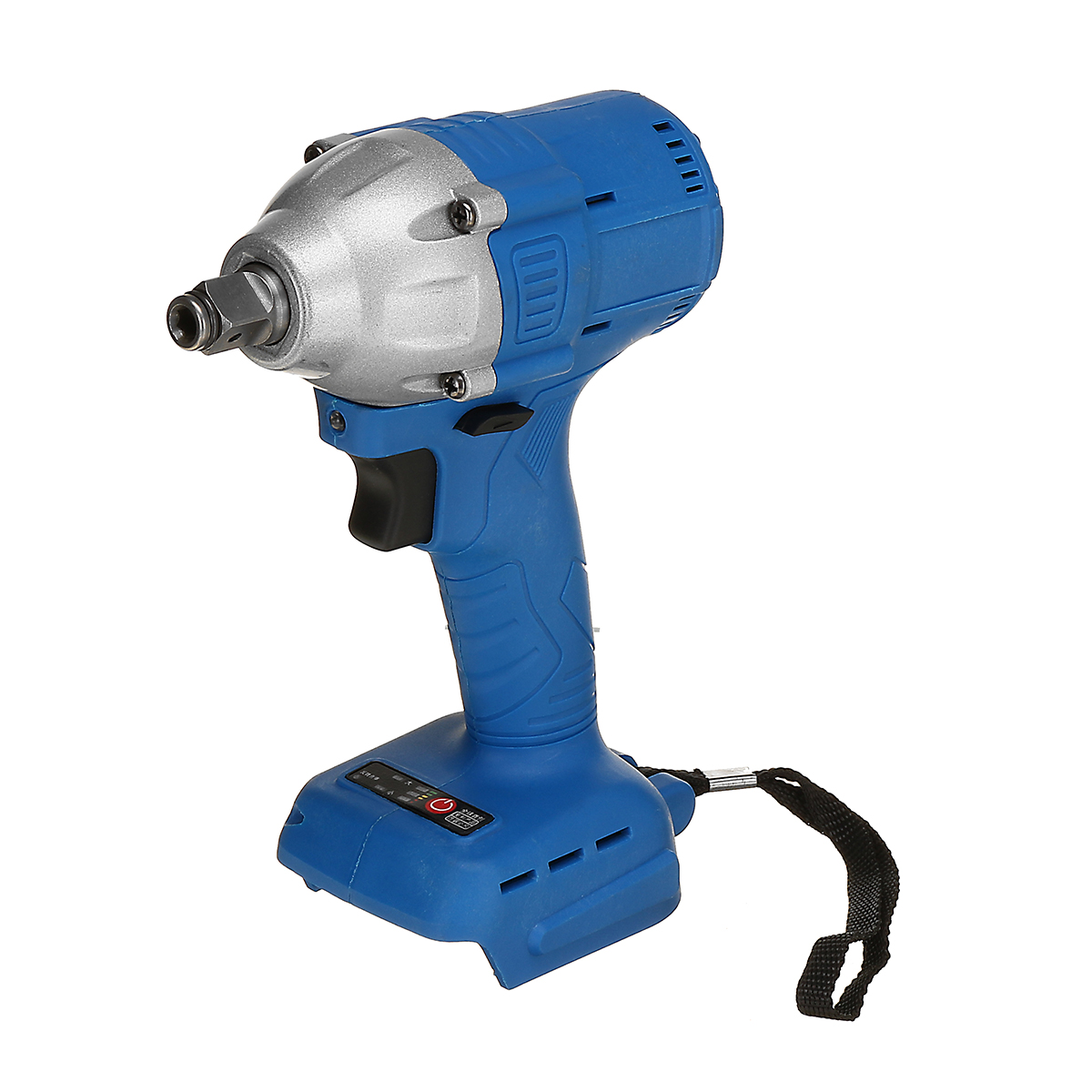 18V Cordless Rechargeable Electric Impact Wrench Driver Brushless Woodwork For Makita Battery