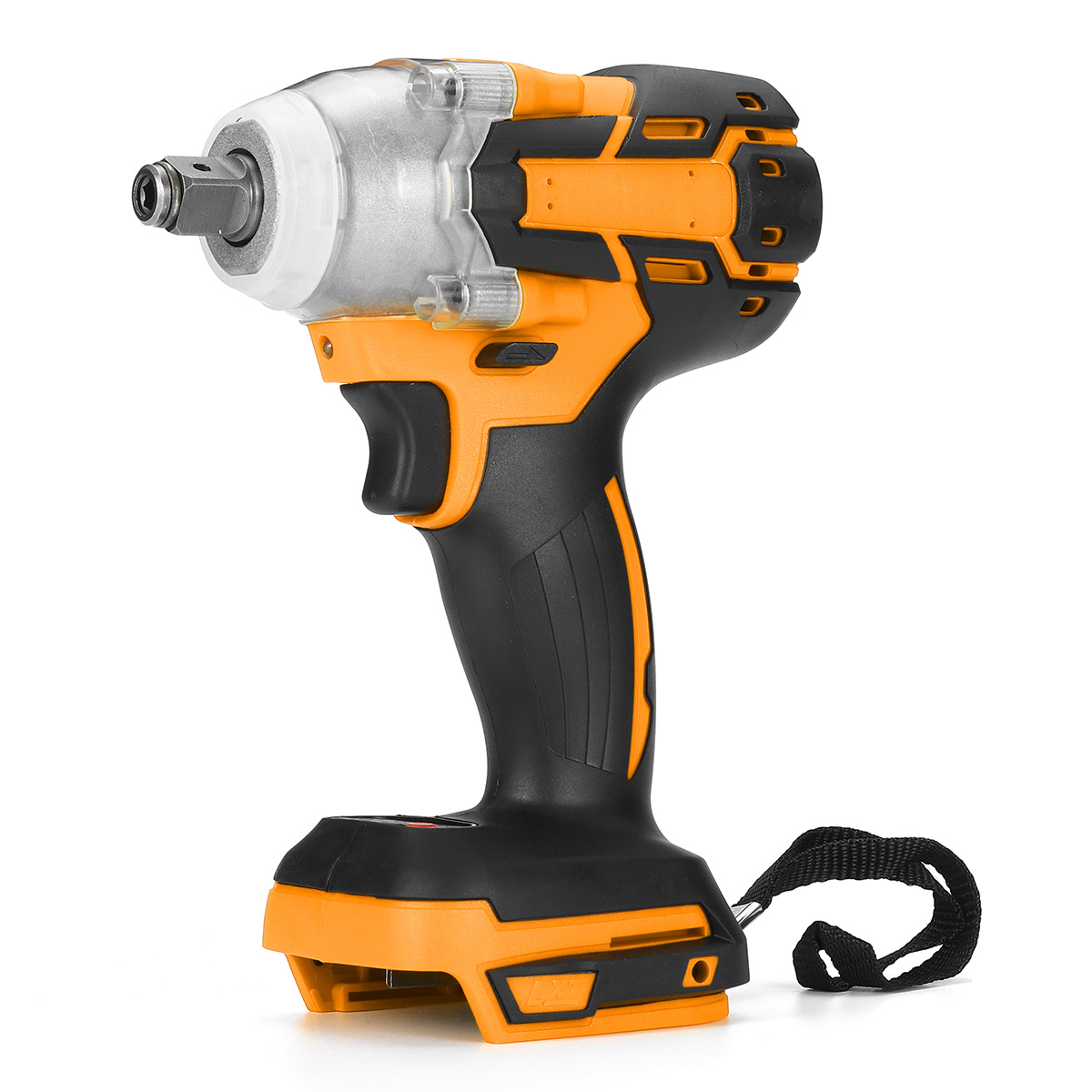"""800N.m. Cordless Electric 1/2"""" Wrench 1/4"""" Screwdriver Drill Replacement for Makita 18V Battery"""