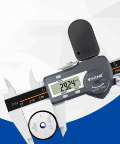 SHAHE0-150/200mm bluetooth Digital Caliper Stainless Steel Electronic Caliper Measuring Tool Support bluetooth Date Output