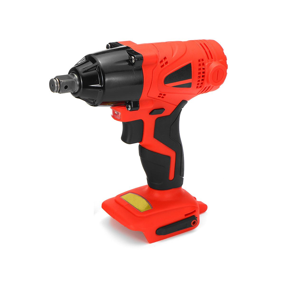 1/2'' 88VF Brushless Electric Wrench Cordless Impact Wrench Drilling For Makita Battery