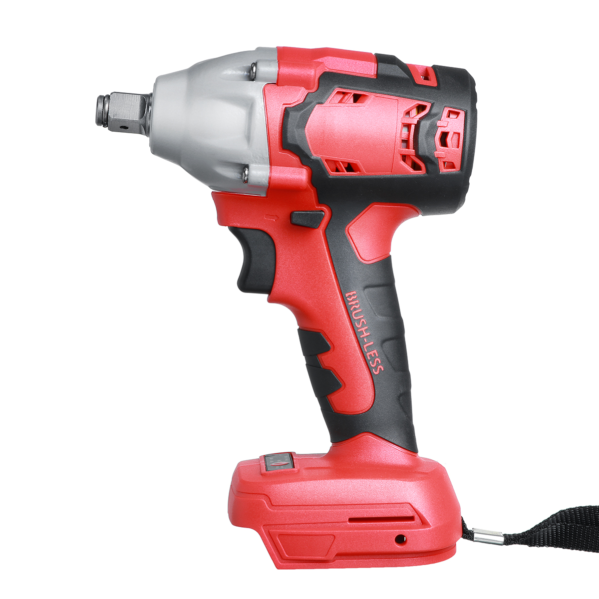 Cordless Electric Screwdriver Brushless Impact Wrench Driver Hammer For Makita 18V Battery
