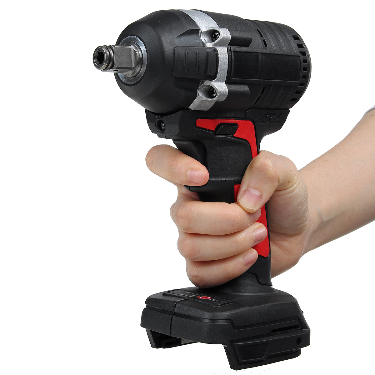 520N.m Torque Impact Wrench Brushless Cordless Electric Wrench For Makita 18V Battery