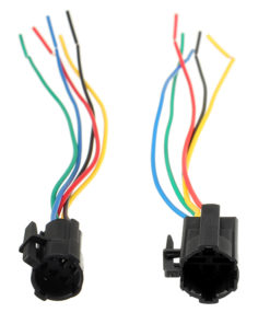 Switch Connector Socket for 16mm 19mm Push Button Switch