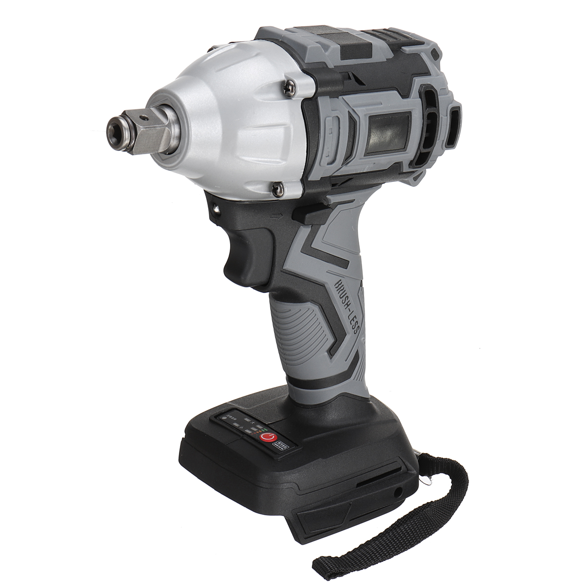 18V Cordless Electric Wrench Screwdriver 588N.M 4000RPM Driver For Makita Battery