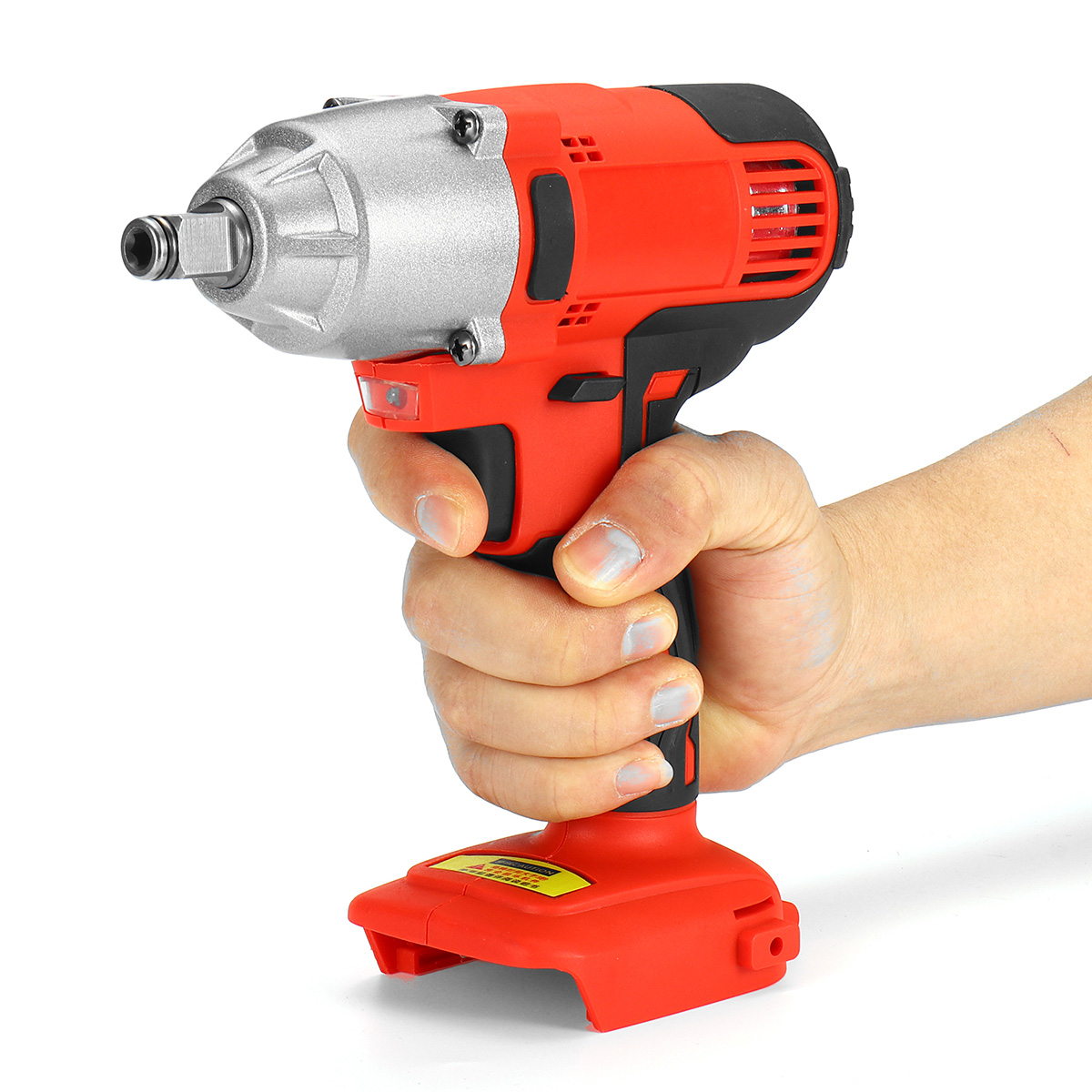 """2 in1 520N.m. Brushless Cordless Electric 1/2""""Wrench 1/4""""Screwdriver Drill Replacement for Makita 18V Battery"""