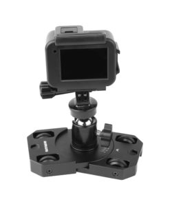 Sunnylife Stabilization Shooting Photography Trolley Metal Bracket Sports Camera Stabilizer For Gopro Sports Camera Series