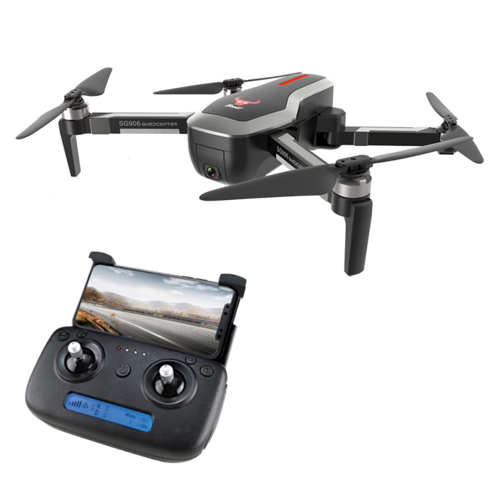 ZLRC Beast SG906 GPS 5G WIFI FPV With 4K Ultra clear Camera Brushless Selfie Foldable RC Drone Quadcopter RTF